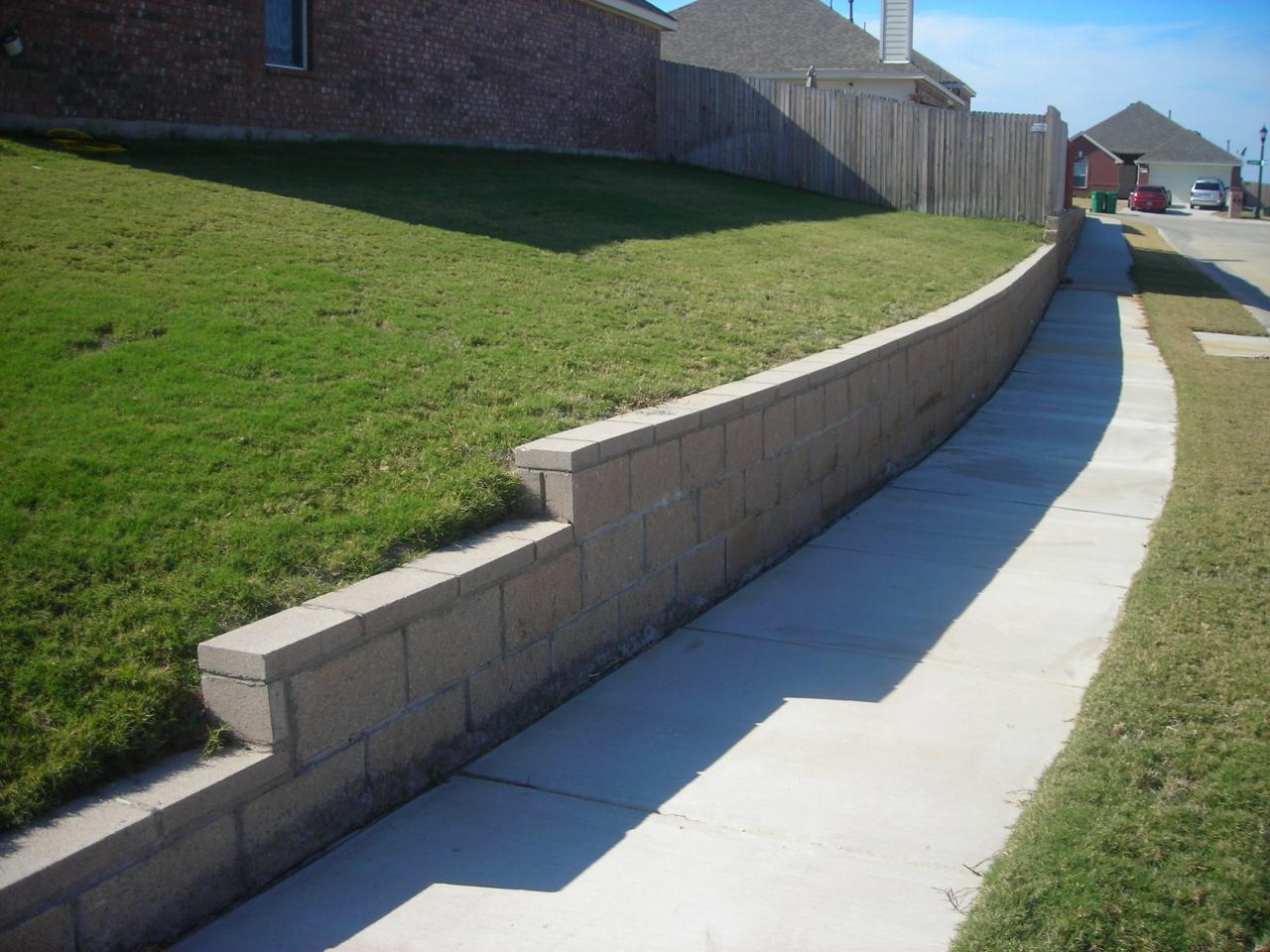DRC Retaining Walls Fences STONE GALLERY