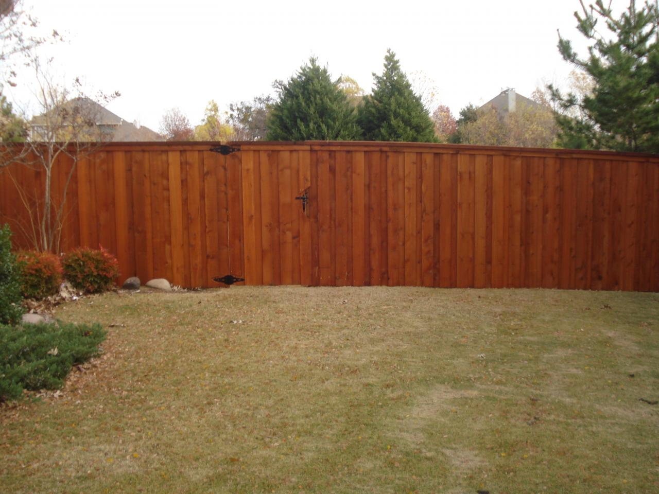 Drc Retaining Walls Amp Fences Fence Gallery